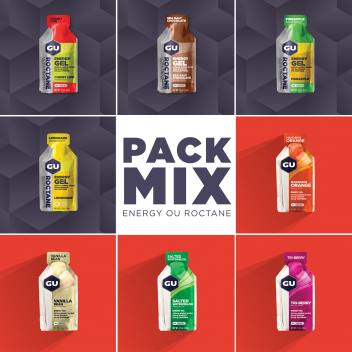 Mixed Pack Gels